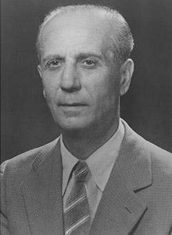 1946 : Portrait de Joseph Michel, le fondateur
