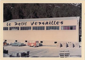 1996 : Showroom de 800m²